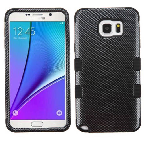Samsung Galaxy Note 5 MyBat TUFF Hybrid Phone Protector Cover