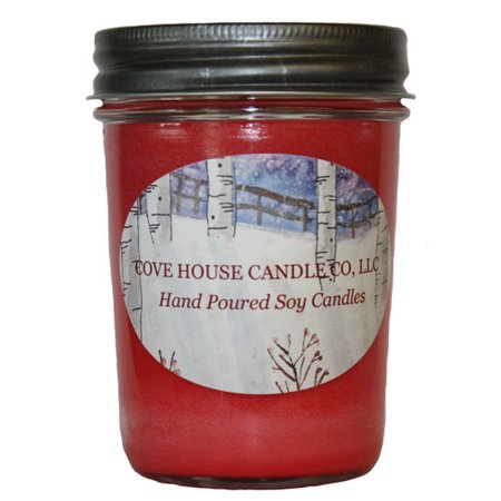 Cove House Candle Co Bayberry Jar Candle