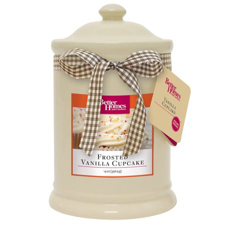 Better homes and gardens candle vanilla cupcake Better homes and gardens diffuser