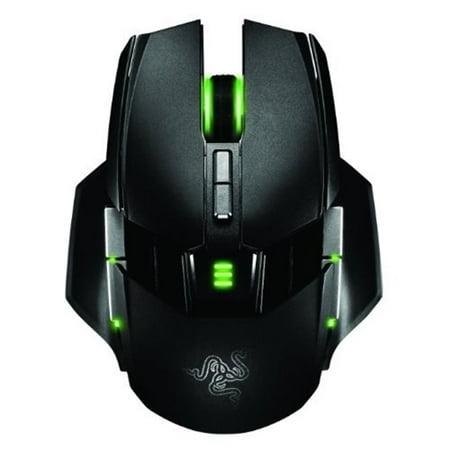 Razer Ouroboros Elite Ambidextrous Wired Or Wireless Gaming Mouse   8200 Dpi 4G Laser Sensor