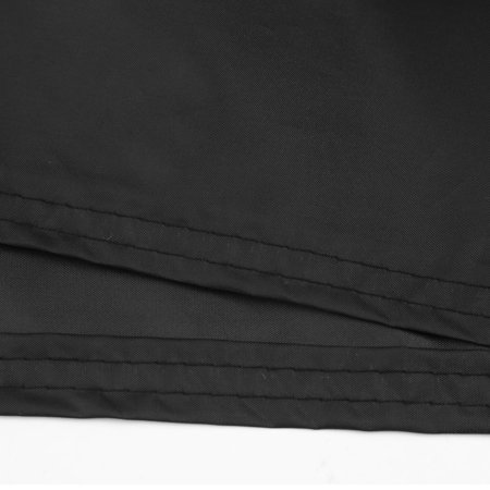 Durable XXL 180T Black Motorcycle Cover For Harley Davidson Softail Standard FXST - image 2 of 7
