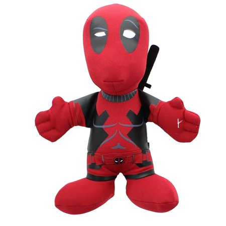 "Marvel 7"" Plush Bleacher Creature: Deadpool with Swords"