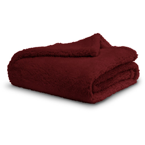 Mainstays High Pile Blanket