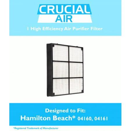 Hamilton Beach TrueAir 04160, 04161 Air Purifier HEPA Filter, Part # 04912