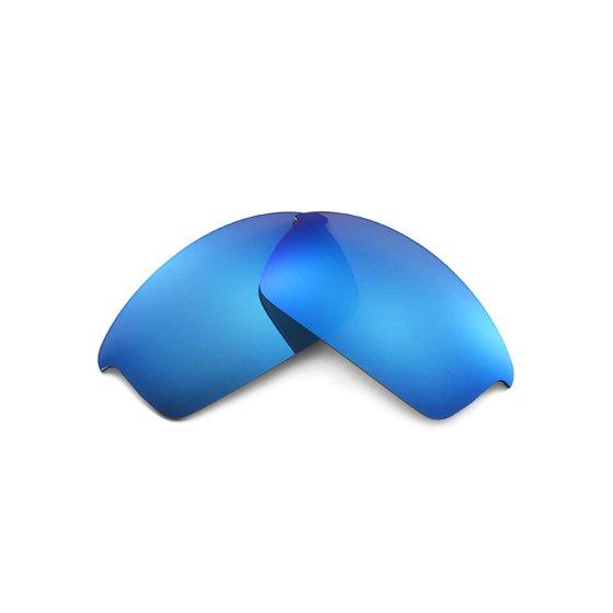 8526ffcc8d0a Walleva - Walleva Ice Blue Polarized Replacement Lenses for Oakley ...