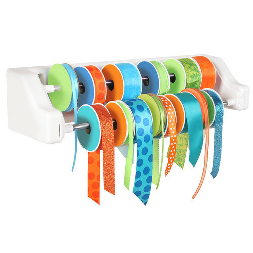 IRIS Craft Wall 2 Dowel Ribbon Organizer