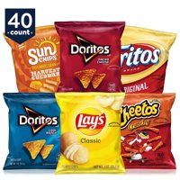 Frito-Lay Classic Mix Variety Pack, 1 oz 40 Count