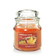 American Home by Yankee Candle Shades of Fall, 12 oz Medium Jar