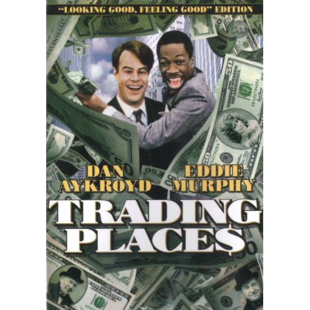 Trading Places (DVD) (Trading Christmas Movie)