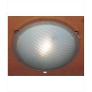 PLC Lighting 22212 IR Contempo Ceiling Lights 1 Light Halogen 120V 150W in Natural Iron