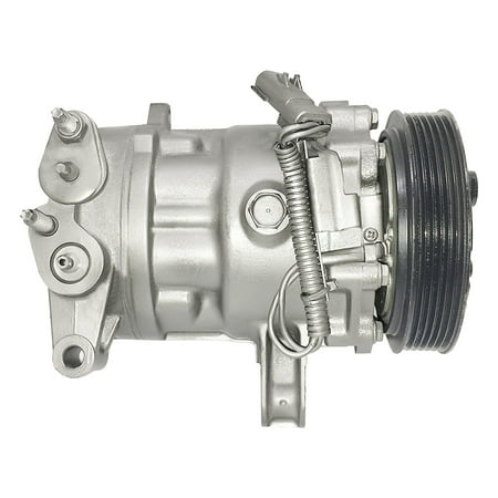 RYC Remanufactured AC Compressor and A/C Clutch FG576 Fits Jeep Liberty 2002, 2003, 2004, 2005 V6 (2002 Jeep Liberty Limited)