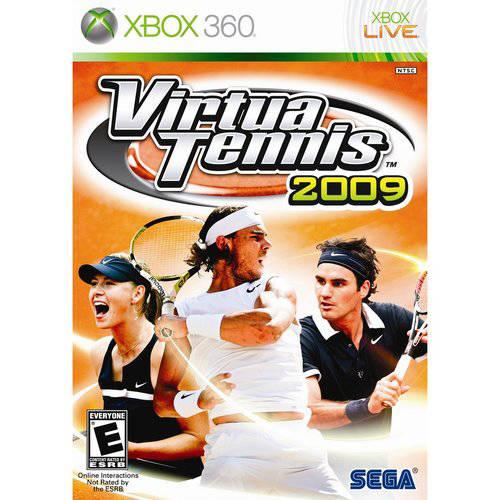 Virtua Tennis 2009 (Xbox 360) - Pre-Owned
