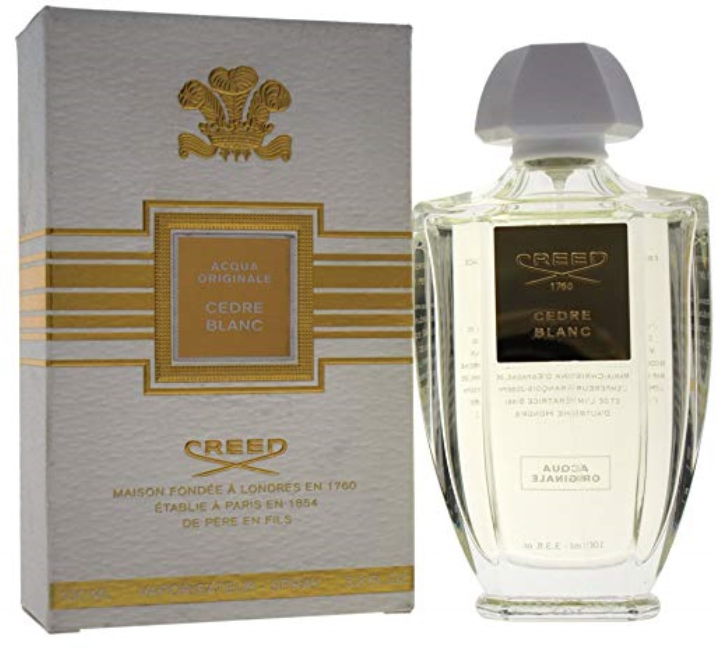 Creed Acqua Originale Cedre Blanc for Women Eau de Parfum Spray, 3.3 oz
