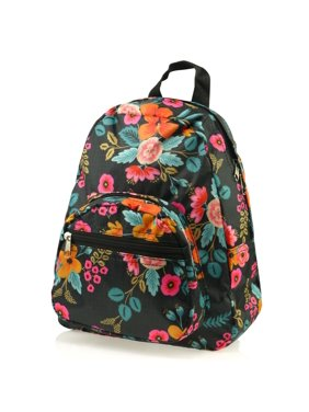 ec25dfb535 Product Image Marion Floral Print Small Kids Children Outdoor Backpack by Zodaca  Stylish School Bag
