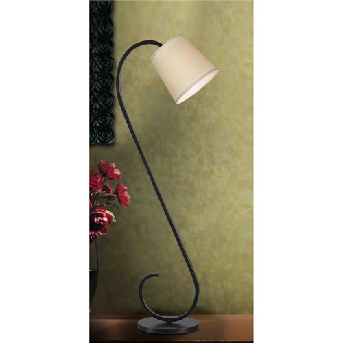 Kenroy Home Wilson Floor Lamp, Oil Rubbed Bronze