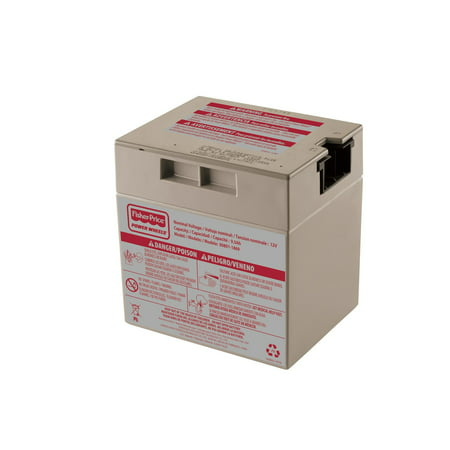 Power Wheels 12 Volt Rechargeable Replacement Battery
