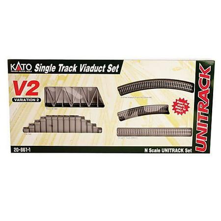 Kato 20-861-1 UniTrack Starter Set V2 Unitrack Starter Set