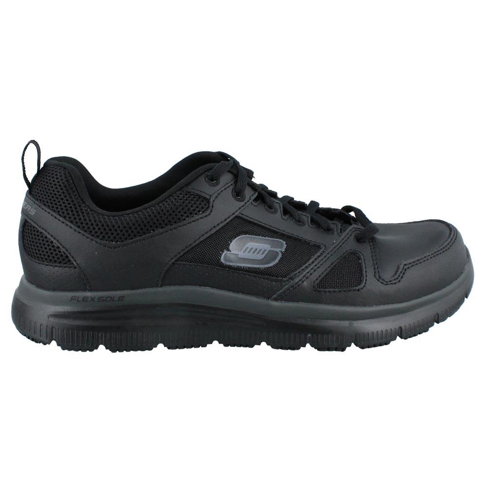 Skechers Mens Flex Advantage Slip Resistant by Skechers