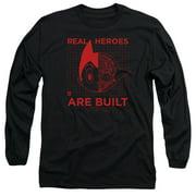 Astro Boy Real Hero Mens Long Sleeve Shirt
