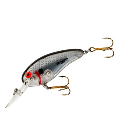 Bomber Deep Flat A 3/8 oz Fishing Lure - Silver