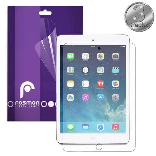 Fosmon Anti-Glare Screen Protector for Apple iPad Mini/iPad Mini 2 with Retina Display 2013/iPad Mini 3 2014 - 3 Pack