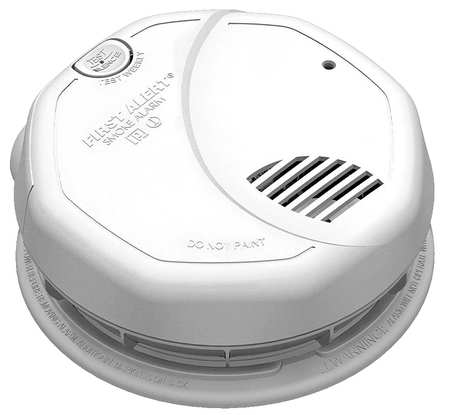 Brk 3120B Ionization Smoke Alarm, Photoelectric