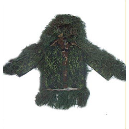 Sniper Ghillie Suit Jacket Leafy XXXL