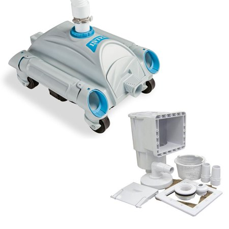 Intex Automatic Above Ground Pool Vacuum For Pumps 1600