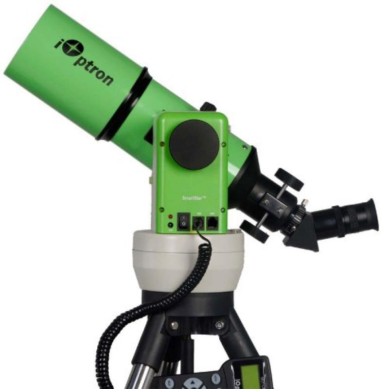 iOptron SmartStar-G-R80 8802G GPS Telescope (Terra Green)