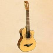 H. Jimenez LG3CE El Maestro Cutaway Nylon-String Acoustic-Electric Guitar