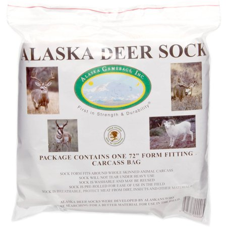 Image of Alaska Game Deer Sock, 4-Pack