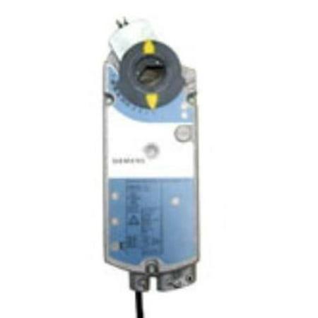 Siemens GIB1611P Damper Actuator Rotary Electric Non-Spring Return 310 lb/in