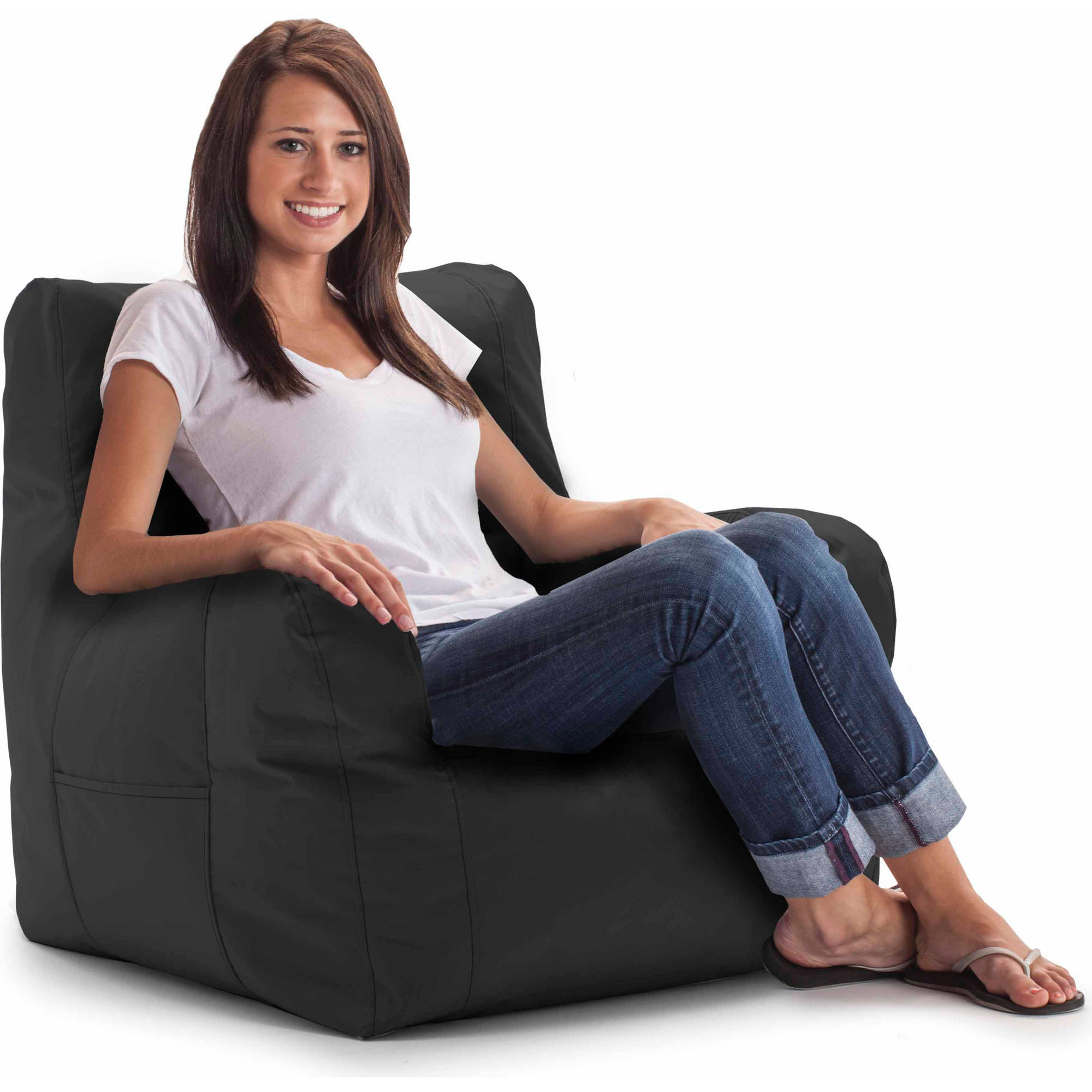 Big Joe SmartMax Duo Bean Bag Chair, Multiple Colors   Walmart.com