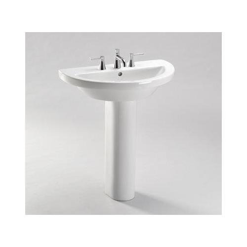 Toto LT325.8G#01 Pedestal Lavatory
