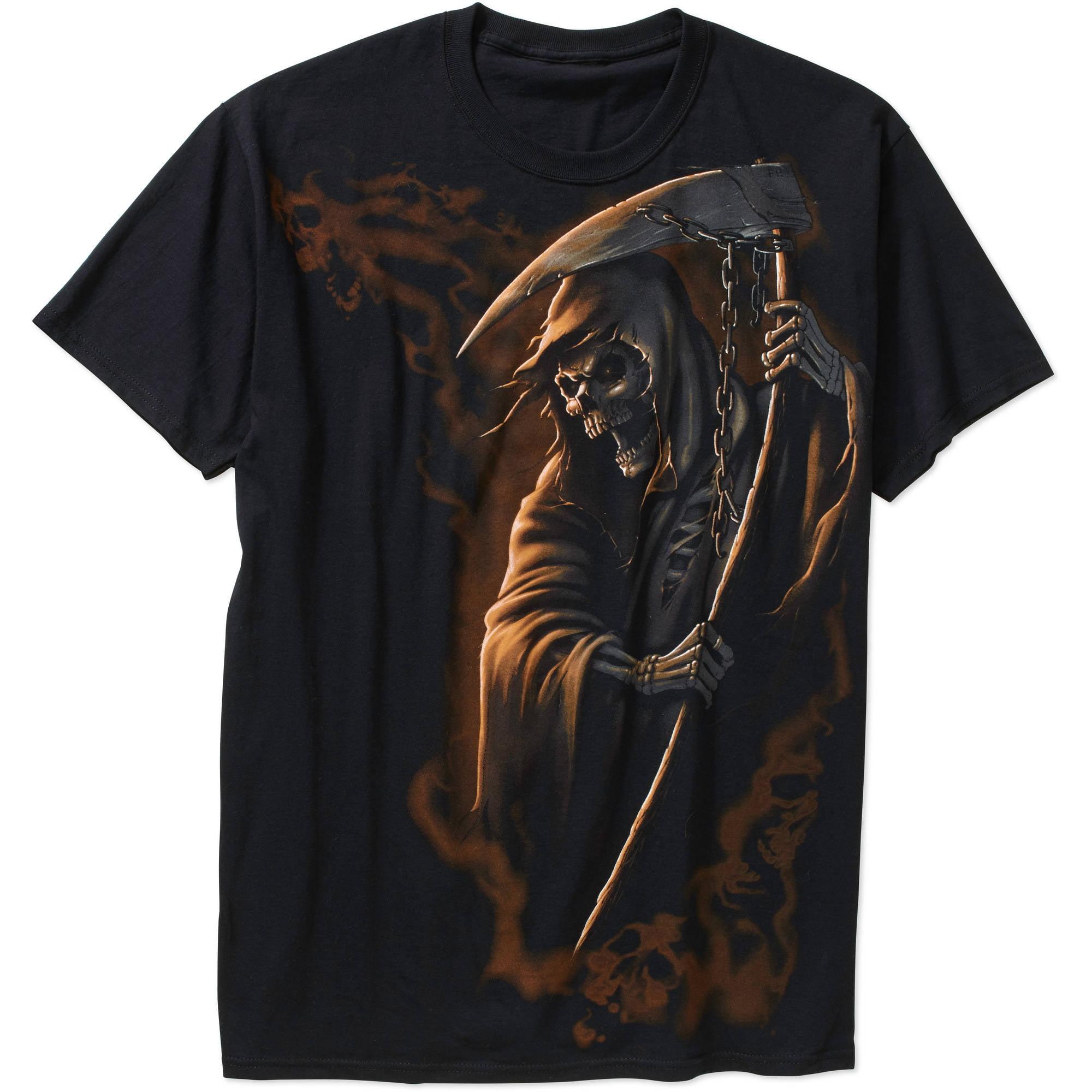 Reaper Smoke Men's Graphic Tee