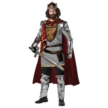 Male King Arthur Costume
