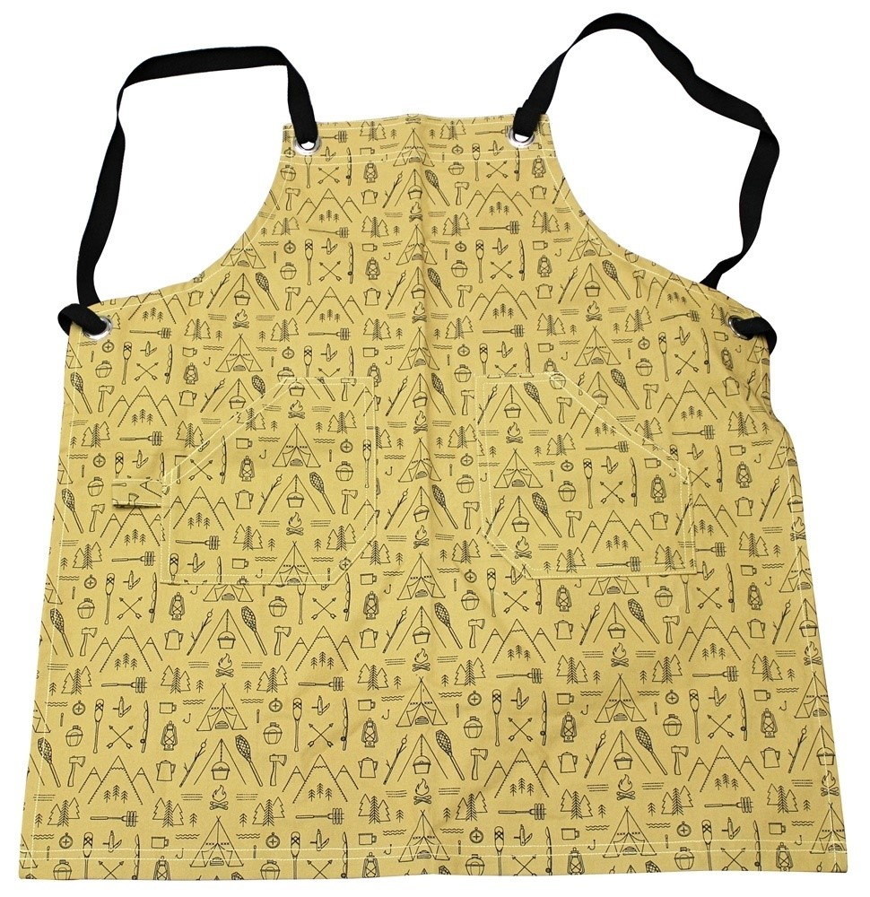 Danica Studio - 100% Cotton Parker Apron Adventure Awaits