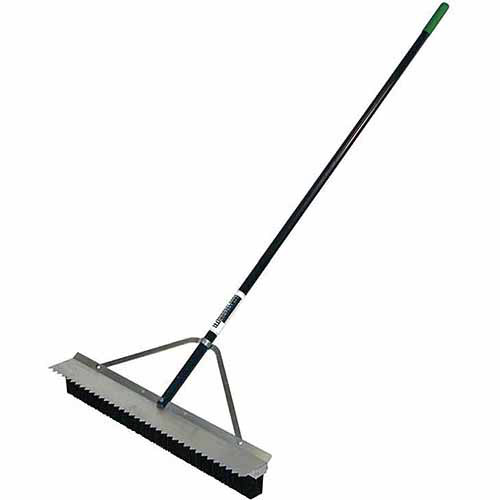 Generic 28 Double Play Scarifier Broom, 2 Rows