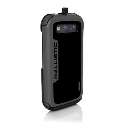 Ballistic EV0951-M105 Every1 Holster Case for Samsung Galaxy S3 - Gray/Black