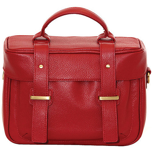 Jill-E Designs LLC Juliette All Camera Bag, Red