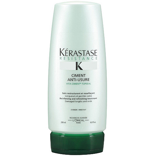 Kerastase Resistance Reinforcing And Refinishing Rinse Out Treatment, 6.8 oz