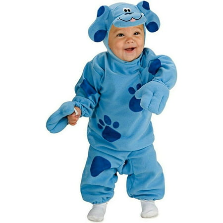 Nickelodeon Nick Jr. Blue's Clues EZ-On Romper Costume - Infant - Nickelodeon Halloween Specials