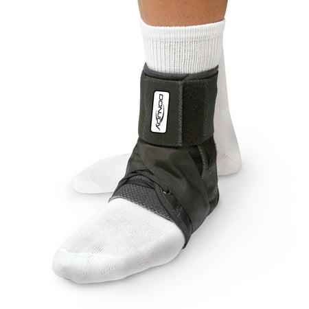 DonJoy Stabilizing PRO Ankle Brace - Small, White