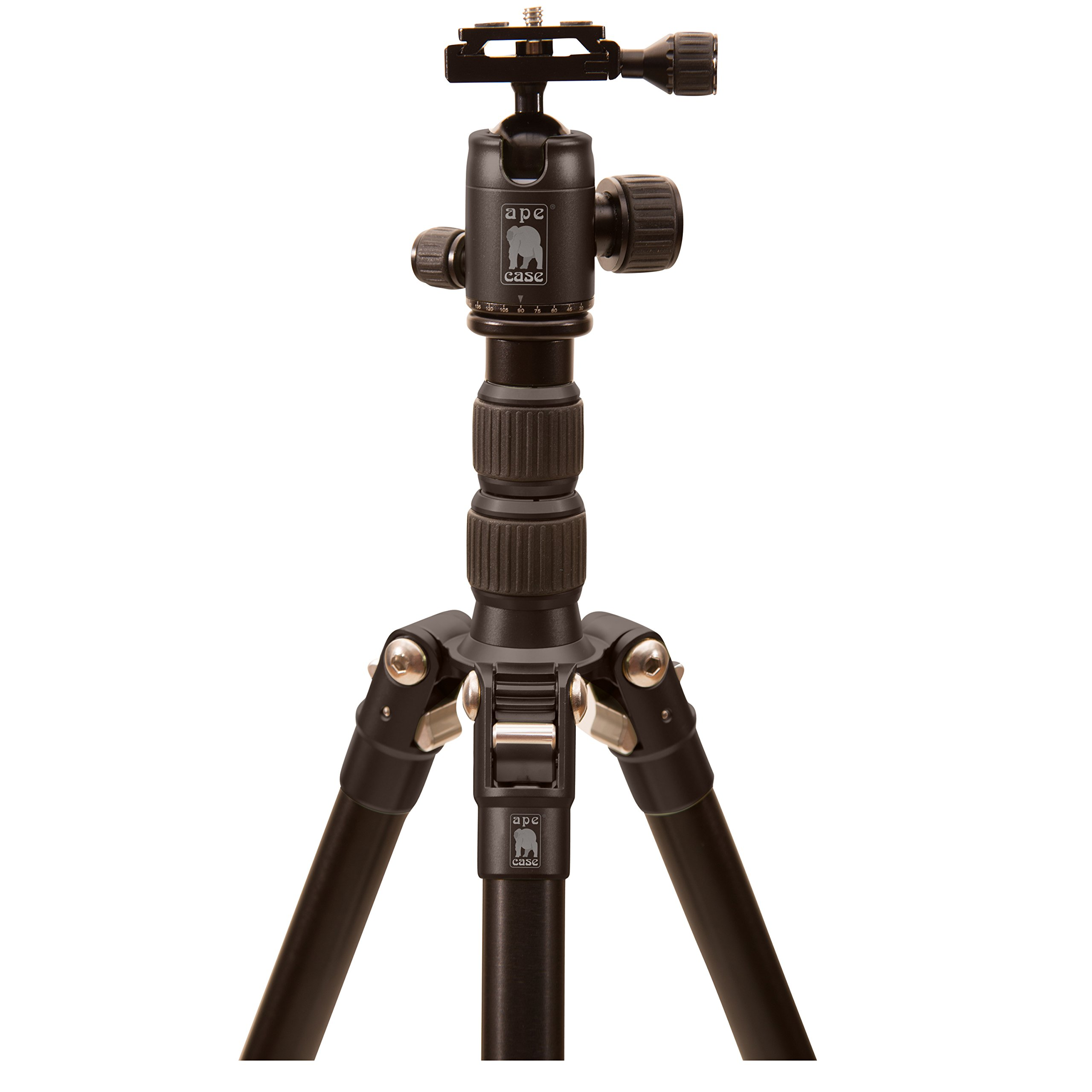 Ape Case ACPROTP100BK Pro Series TP100 Travel Tripod and Ball Head