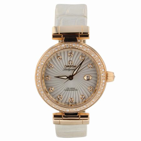 Pre-Owned Omega De Ville 425.68.3 Gold Women Watch (Certified Authentic & Warranty)