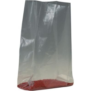 Gusseted Poly Bag