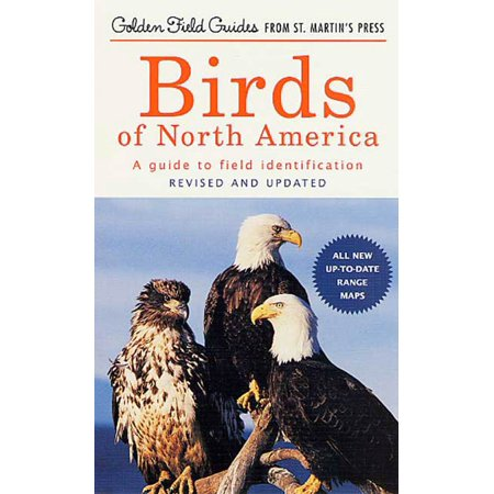 1998 Birds (Birds of North America : A Guide To Field Identification)