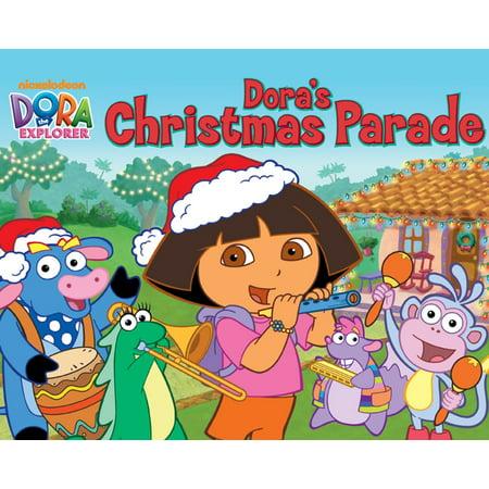 Dora The Explorer Dora's Halloween Parade (Dora's Christmas Parade (Dora the Explorer) -)