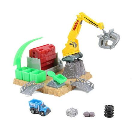 Tonka Toy Cars (Tonka Tiny's Car Crush Escape)
