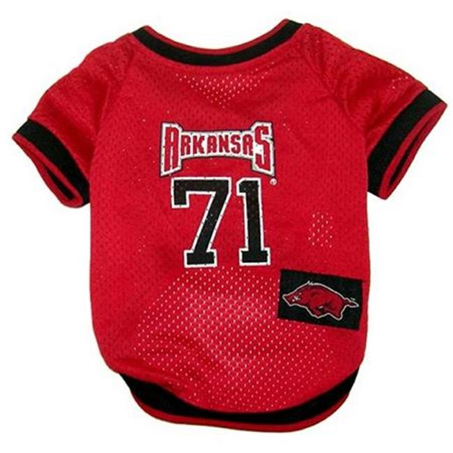 Pets First ARJ-S Arkansas Razorbacks Jersey Small